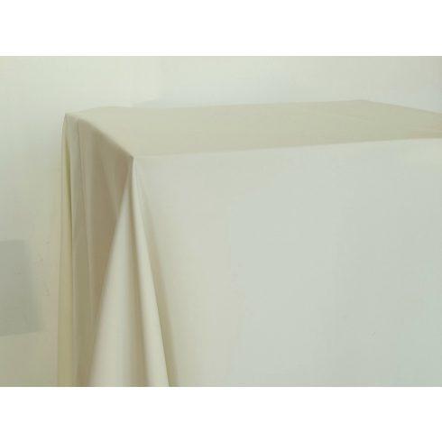 Krém damaszt terítő kölcsönzés választható méretben