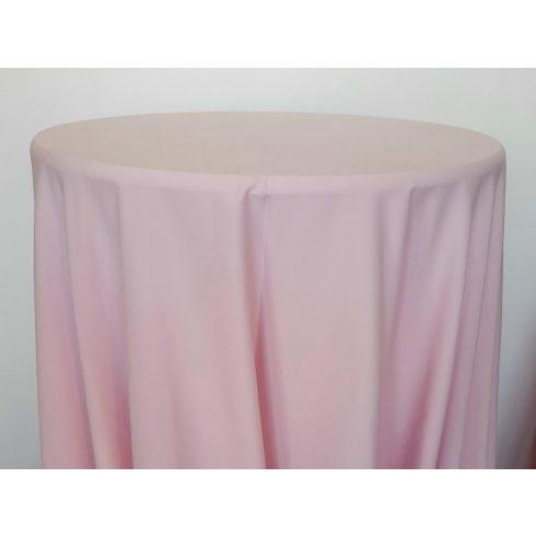 Baba rózsaszín színű matt körabrosz kölcsönzés