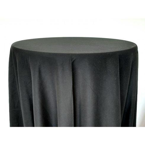 Fekete színű matt körabrosz kölcsönzése