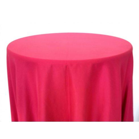 Pink rózsaszín színű matt körabrosz kölcsönzése