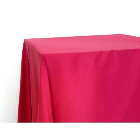 Matt felületű pink rózsaszín táblaabrosz kölcsönzés választható méretben
