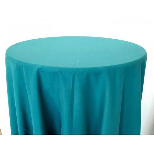 Smaragdzöld, emerald színű matt körabrosz kölcsönzés