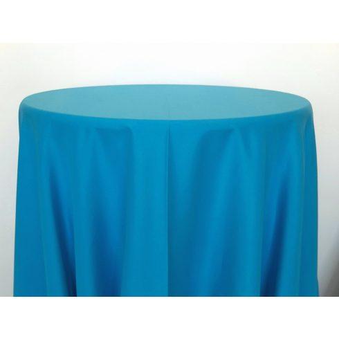 Türkizkék színű matt körabrosz kölcsönzése
