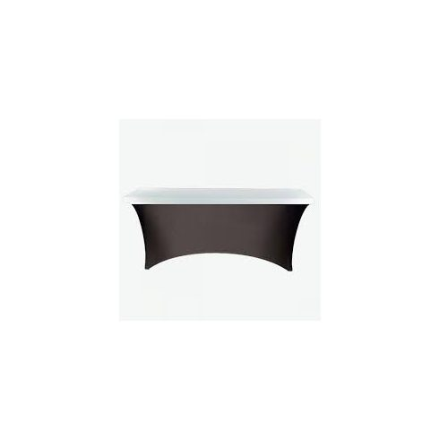 Spandex fehér kupak kölcsönzés táblaasztalra