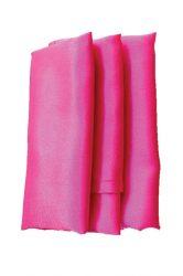 Szatén szalvéta bérlése pink rózsaszín színben