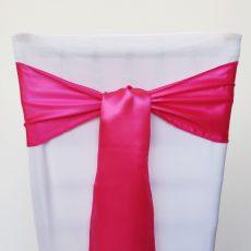 Pink rózsaszín szatén székmasni kölcsönzés